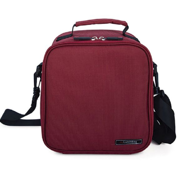 Lunchbag basic + contenedores vidrio 570 y 840 ml.