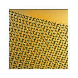 Malla cuadrada 10x10 verde. 25 m. 300 gr/m2